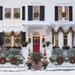 Amazing Christmas/Holiday Porch Decor