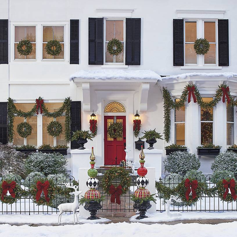 gorgeous-outdoor-christmas-decor