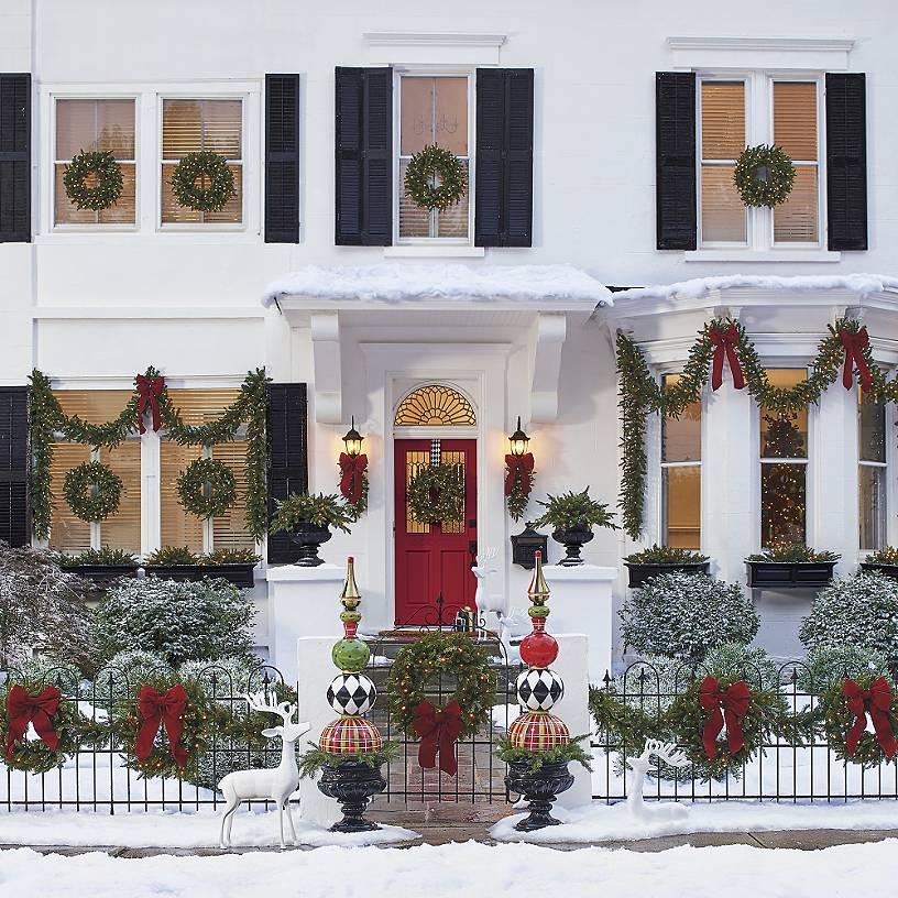 gorgeous-outdoor-christmas-decor