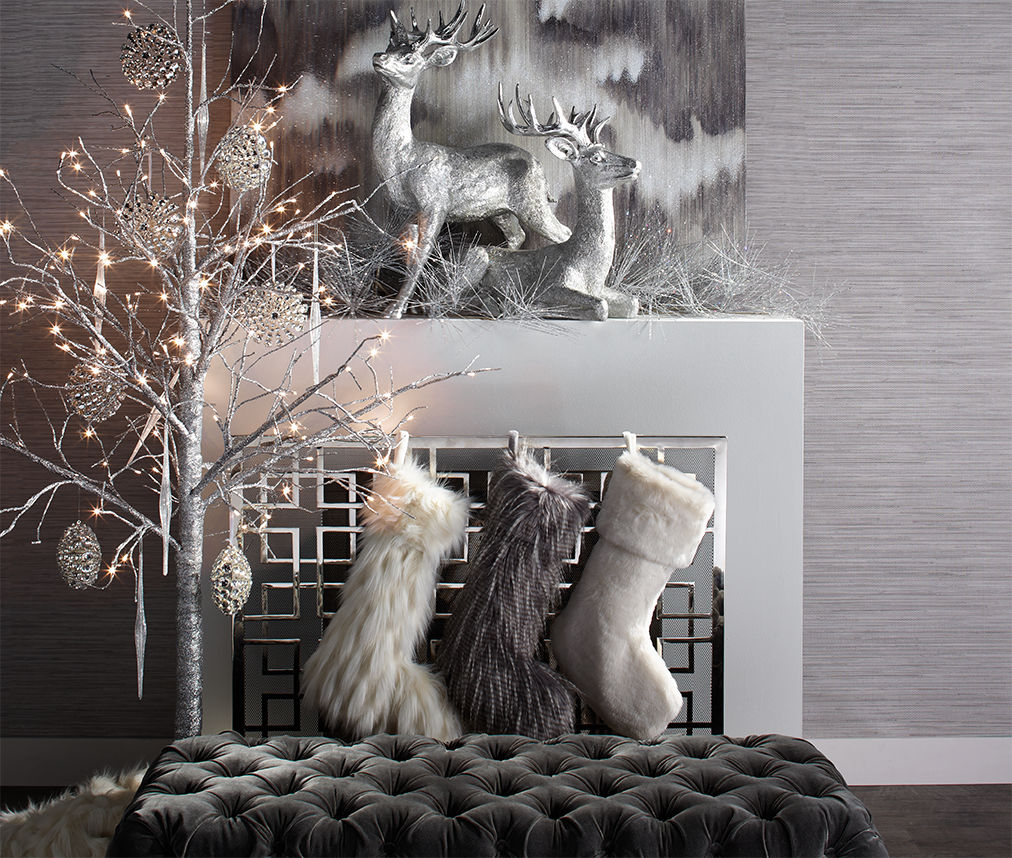 beautiful-mantel-decor hypnozglam