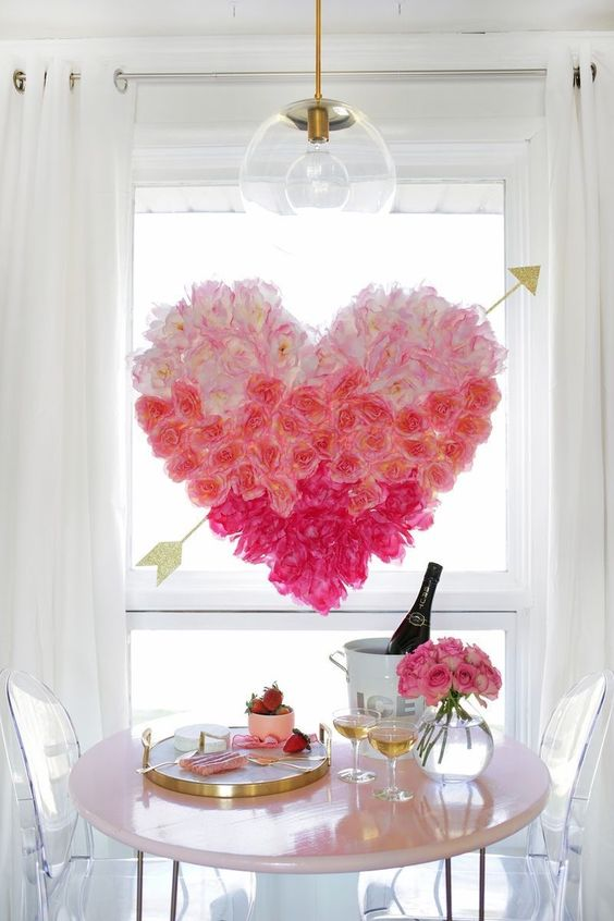 Valentines Day Decoration Ideas