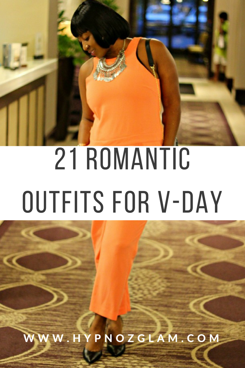 Romantic Valentines Day Inspired outfits