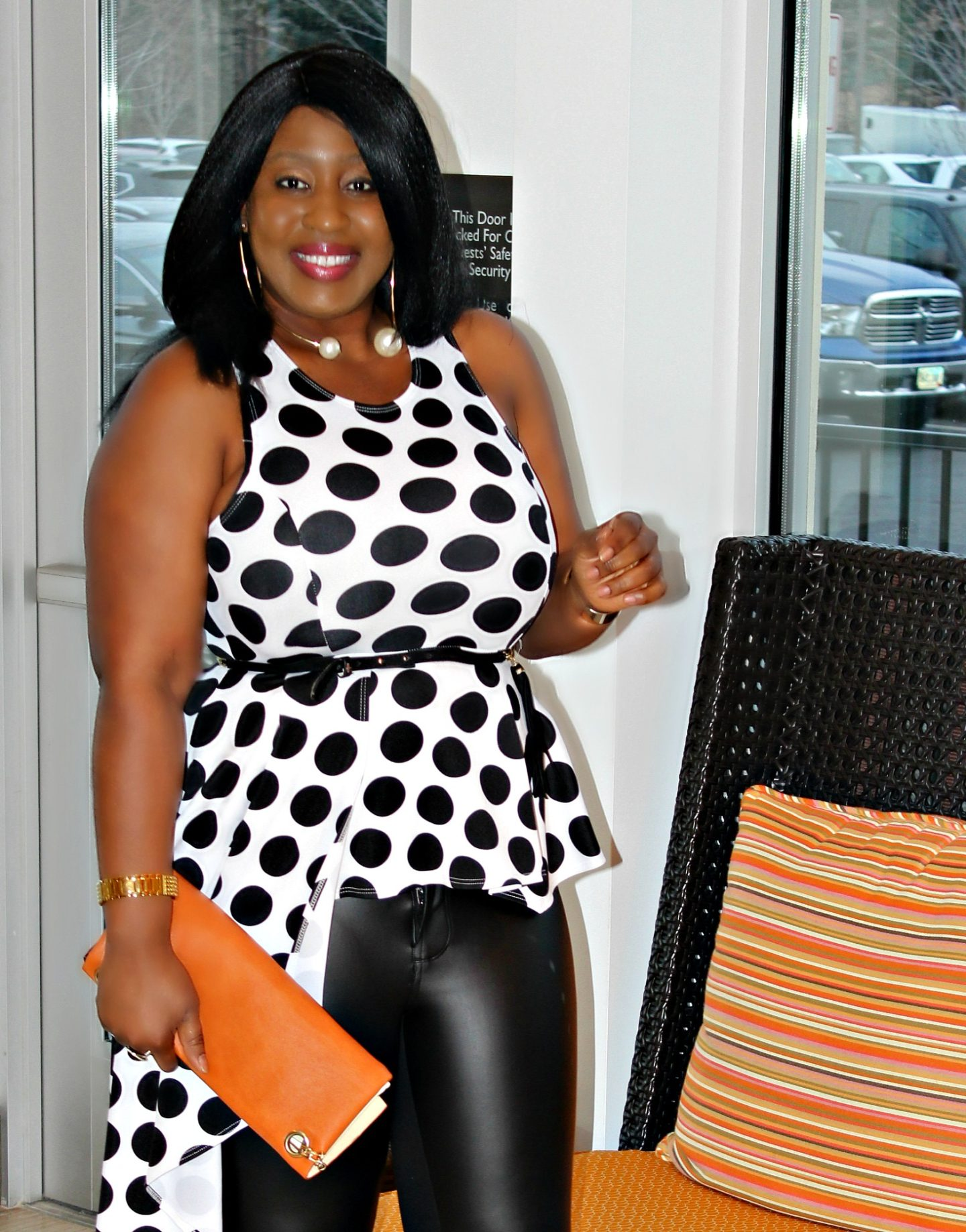 Asymetric-polka-dot-top-from-leffetglamour