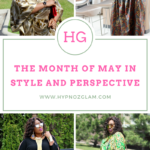 The Month of May In Style and Perspective