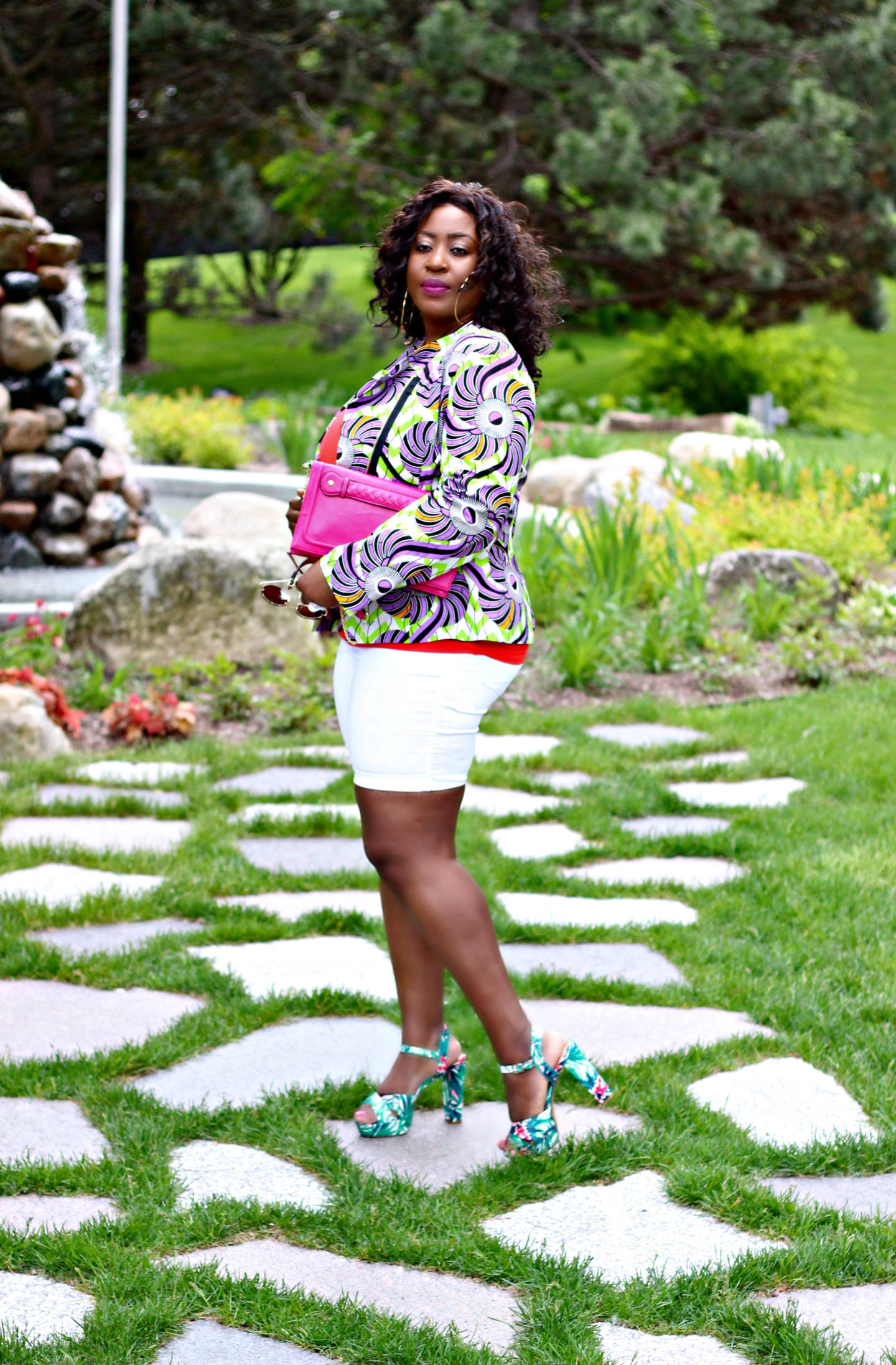Ankara-prints-blazer-and-prints-shoes
