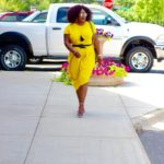 Mellow Yellow | The Geneva Dress
