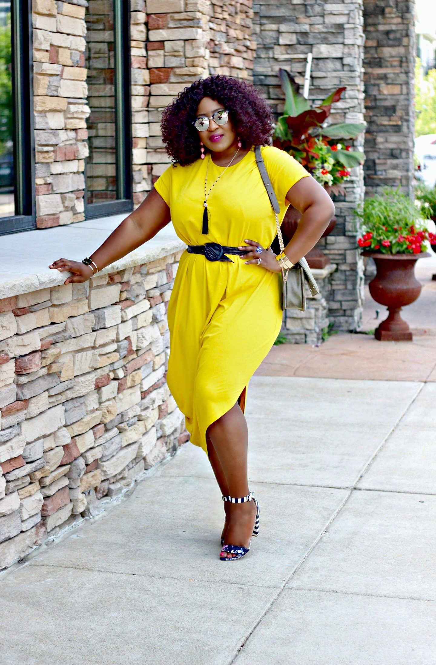yellow-asymmetric-dress