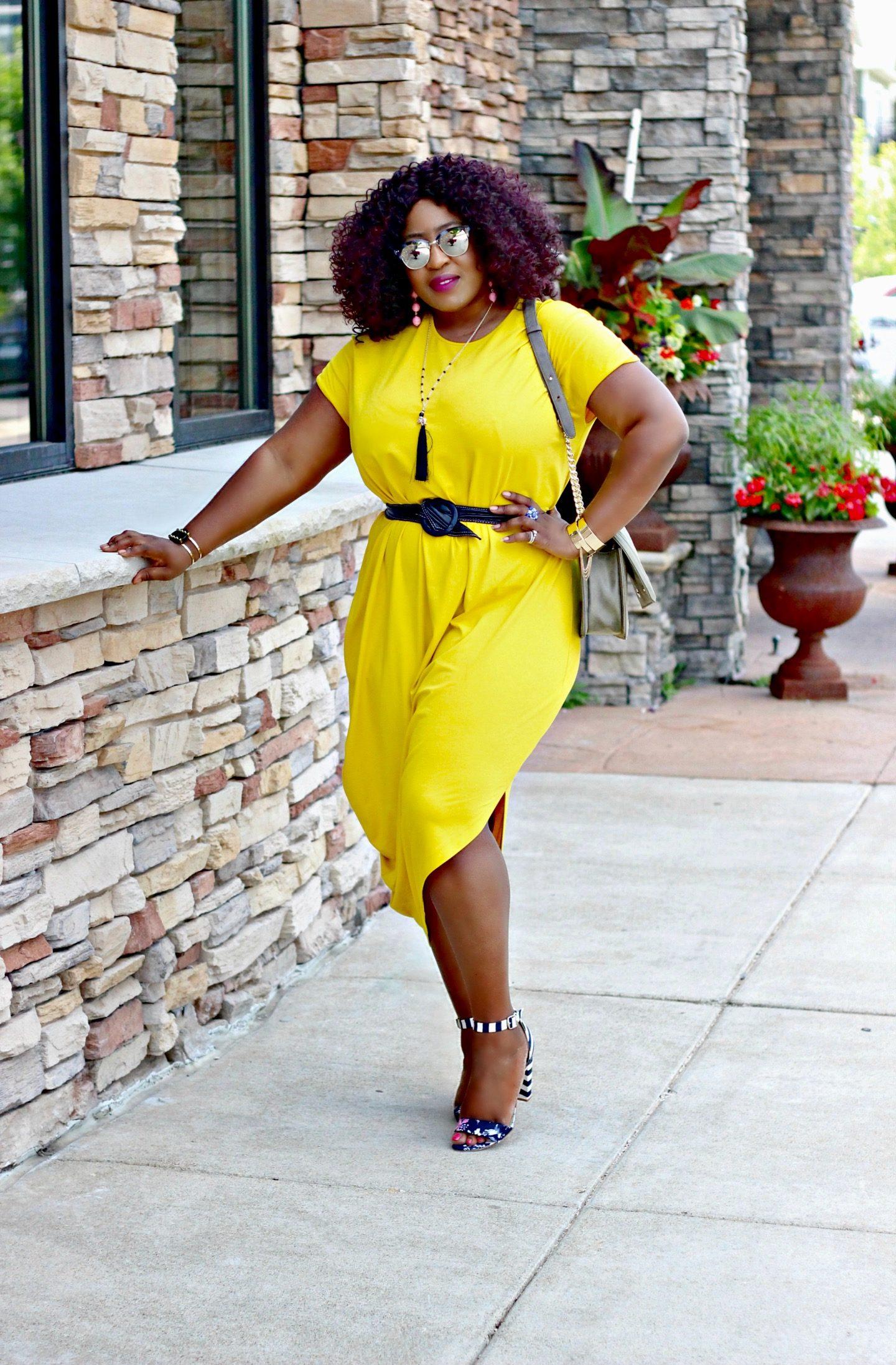yellow-asymmetric-dress