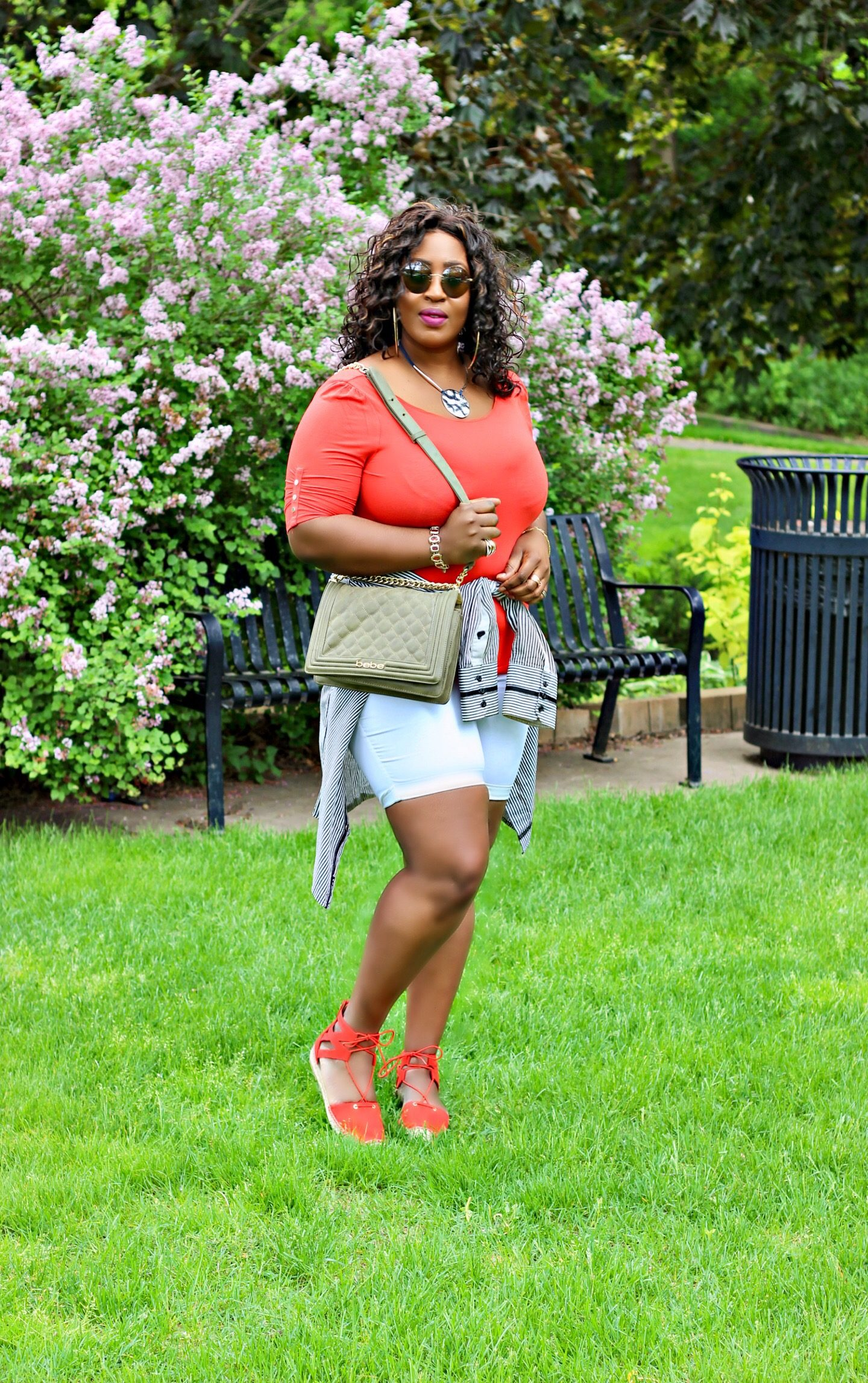 Summer-casual-short-fourth-of-july