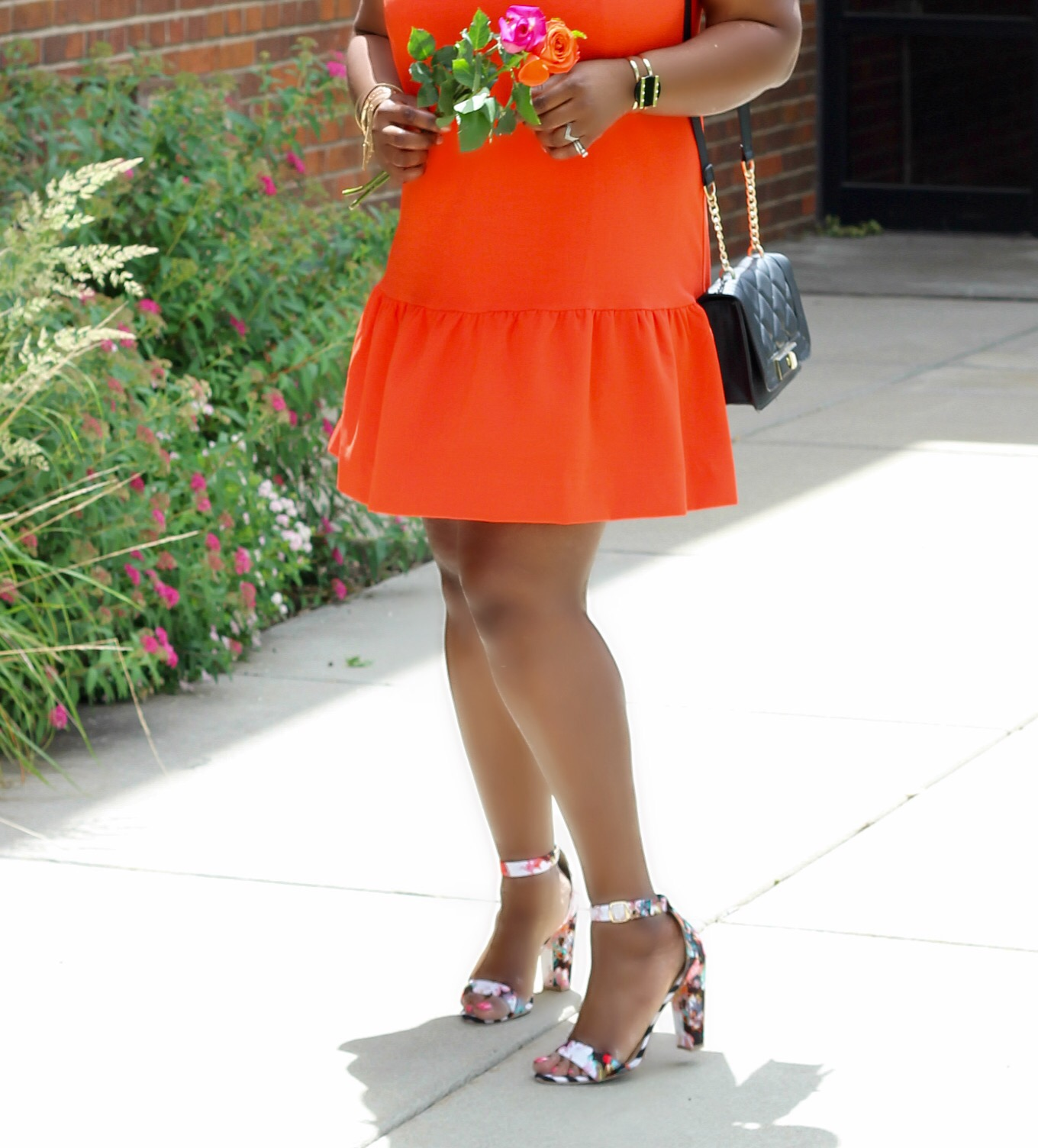 summer-dress-prints-heels