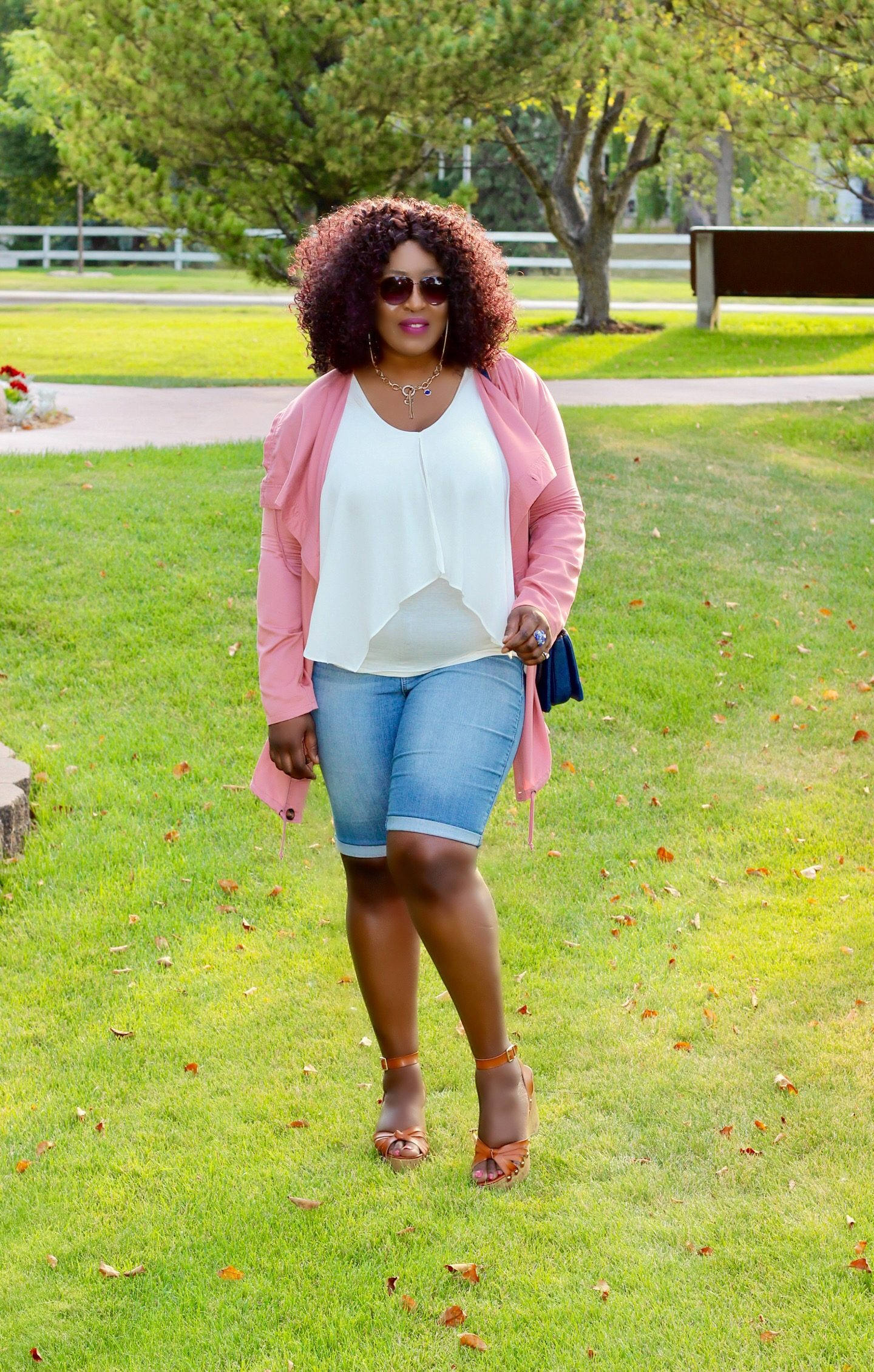 denim-shorts-and-justfab-jacket