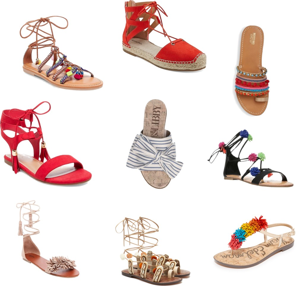 Summer Sandals | Editor's Pick