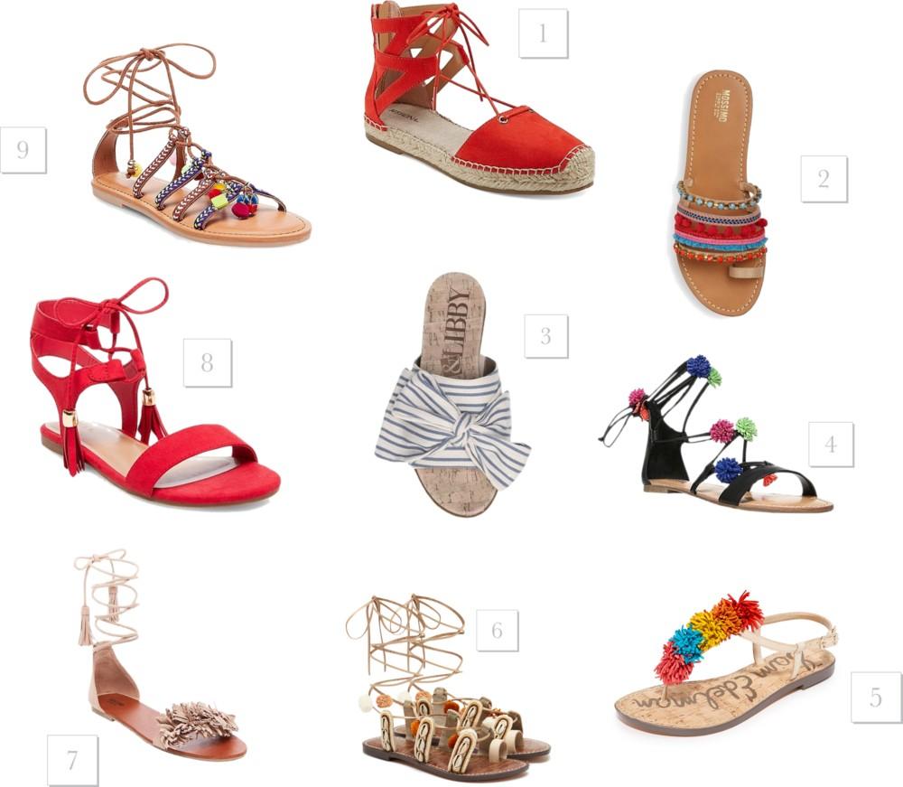 sandals-espadrilles-pompom-flats