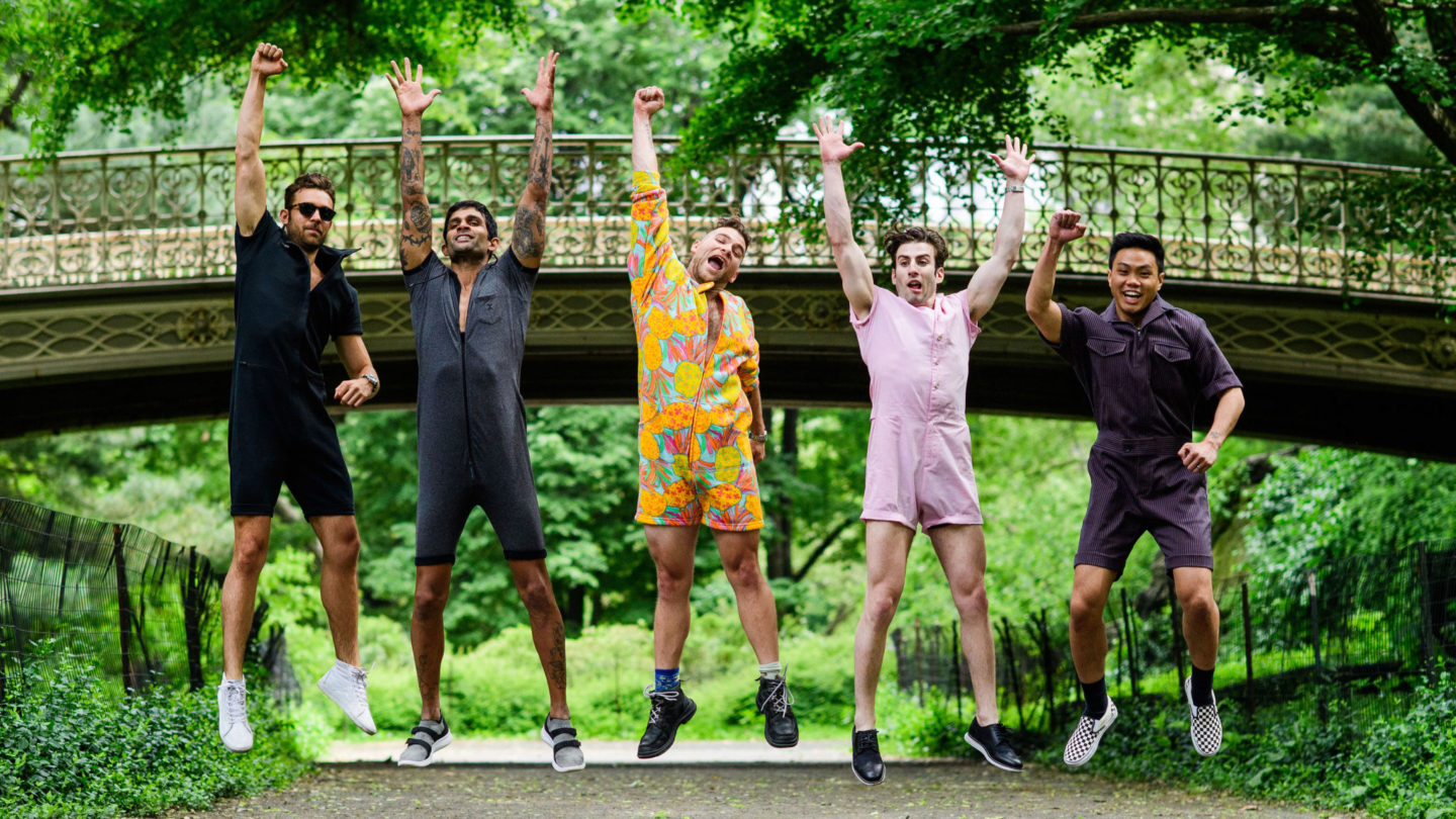 men fashion trend-romphim