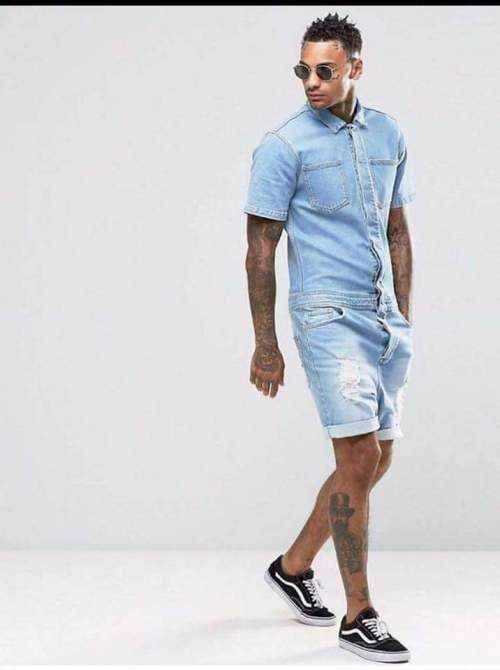 083cd7998a35 Men fashion. Men rompers Archives - Hypnoz Glam