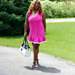 Pretty in Pink | The Little Summer Dress