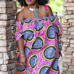 Prioritizing Over Balancing| Wearing the Ankara Oye Maxi Dress