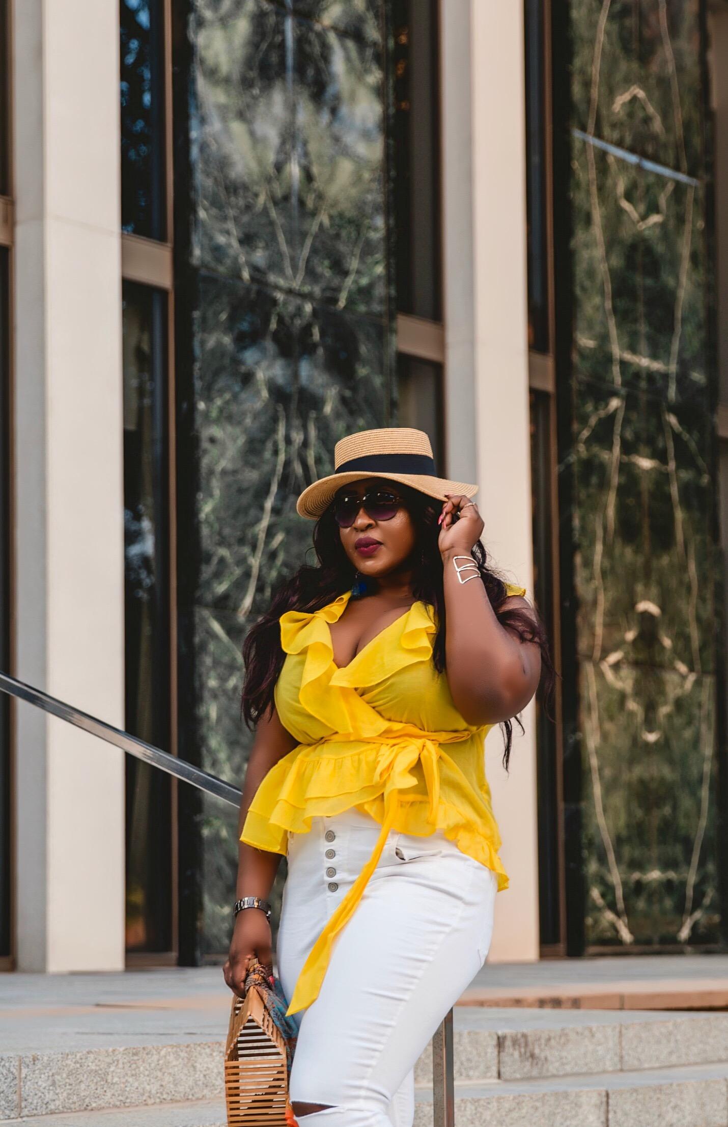 Beautiful-black-blogger