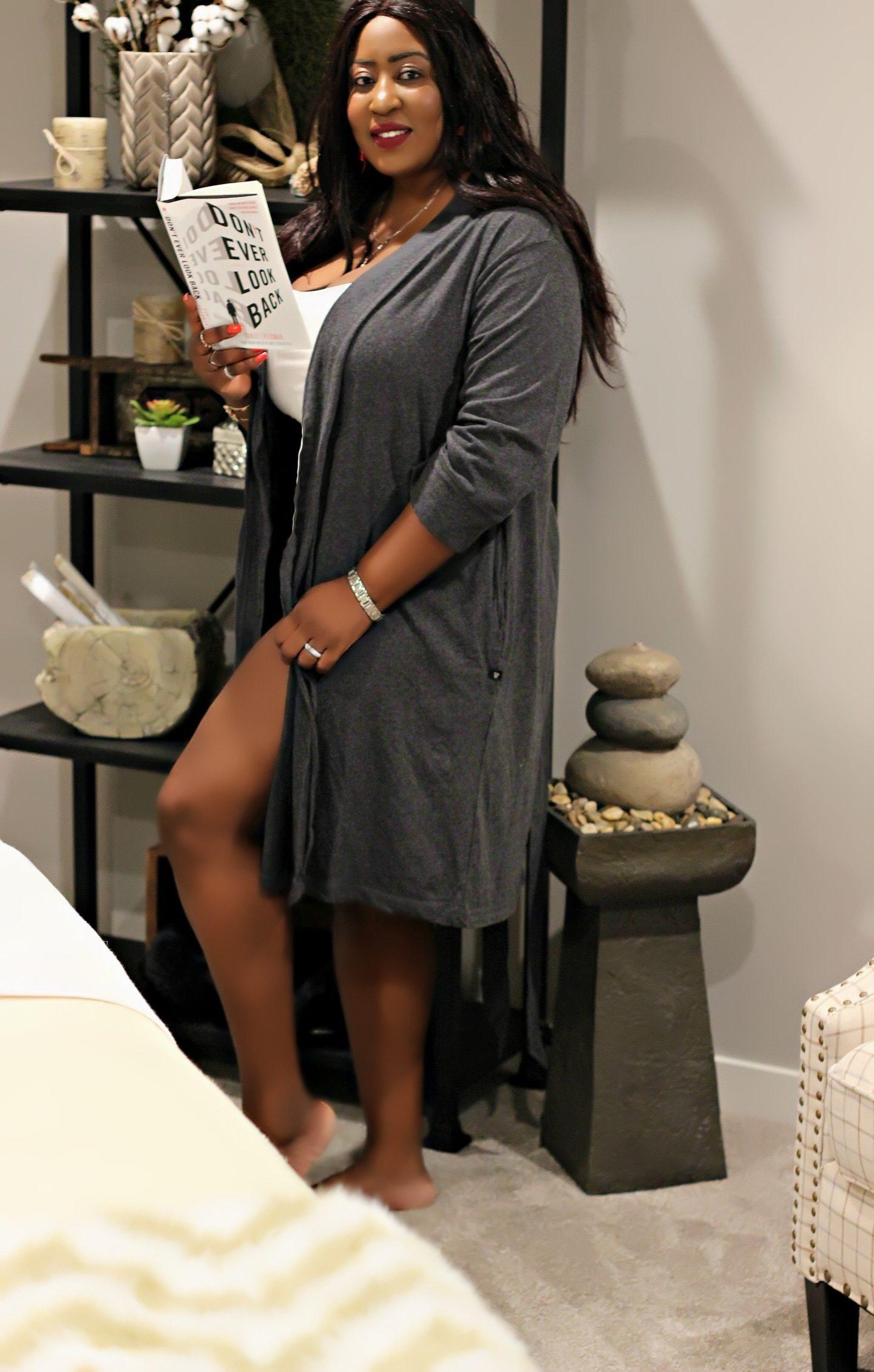 Beautiful-woman-loungewear