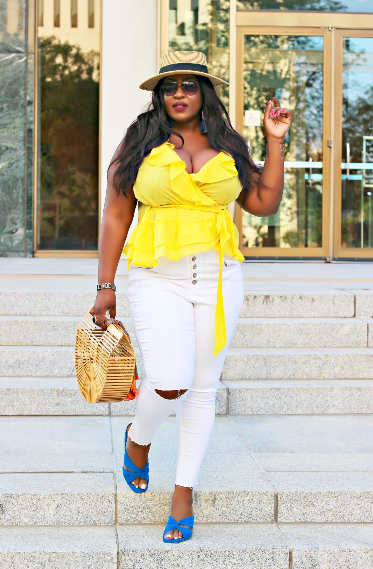 Beautiful-plus-size-blogger