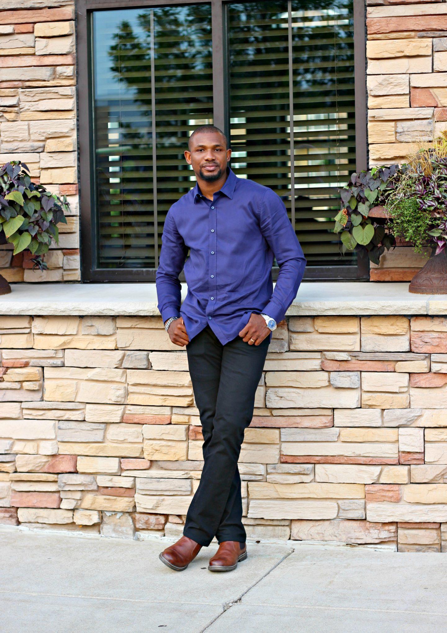 Man-casual-and-formal-shirt