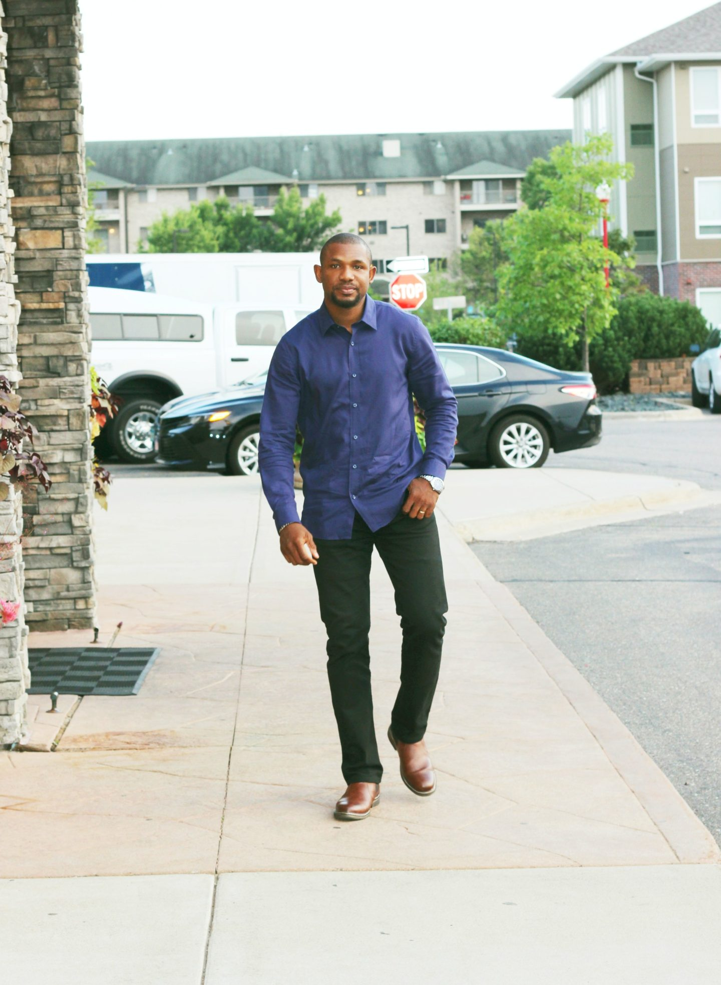 Stylish-black-man