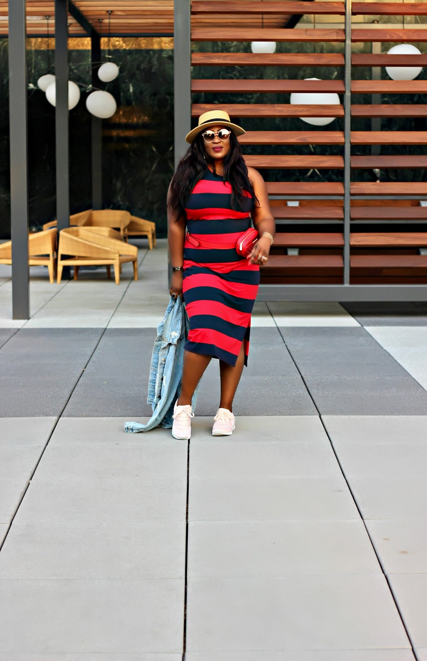 Target-style-striped-dress
