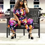 How to shop smart | Floral Culotte Jumpsuit