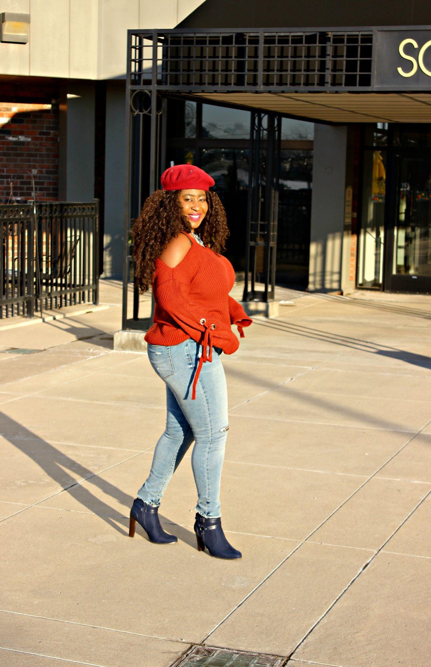 beautiful-black-woman-in-sweater