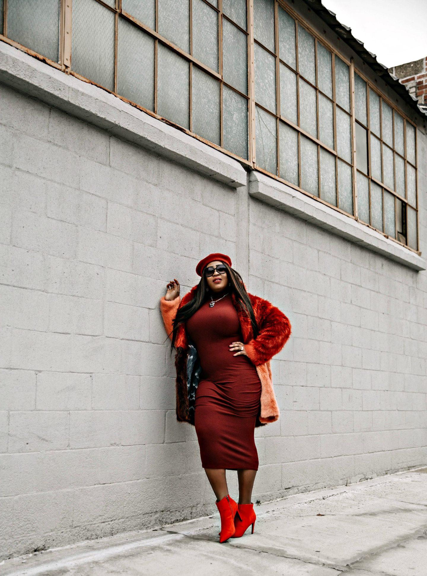 Black-multicultural-fashion . blogger