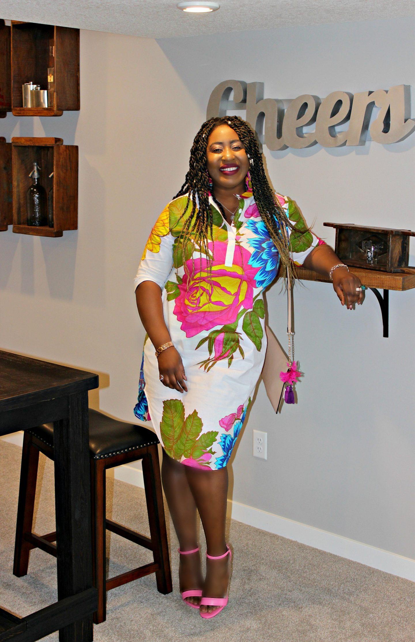 African-prints-spring-dress
