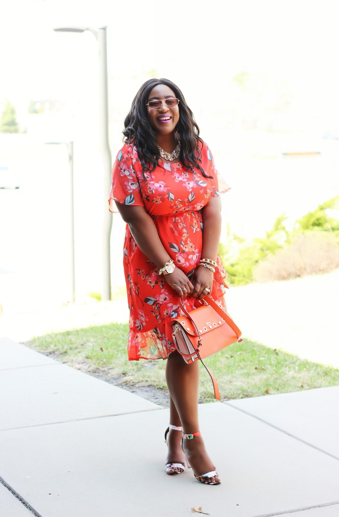 Easter Best | Cute Floral Dress