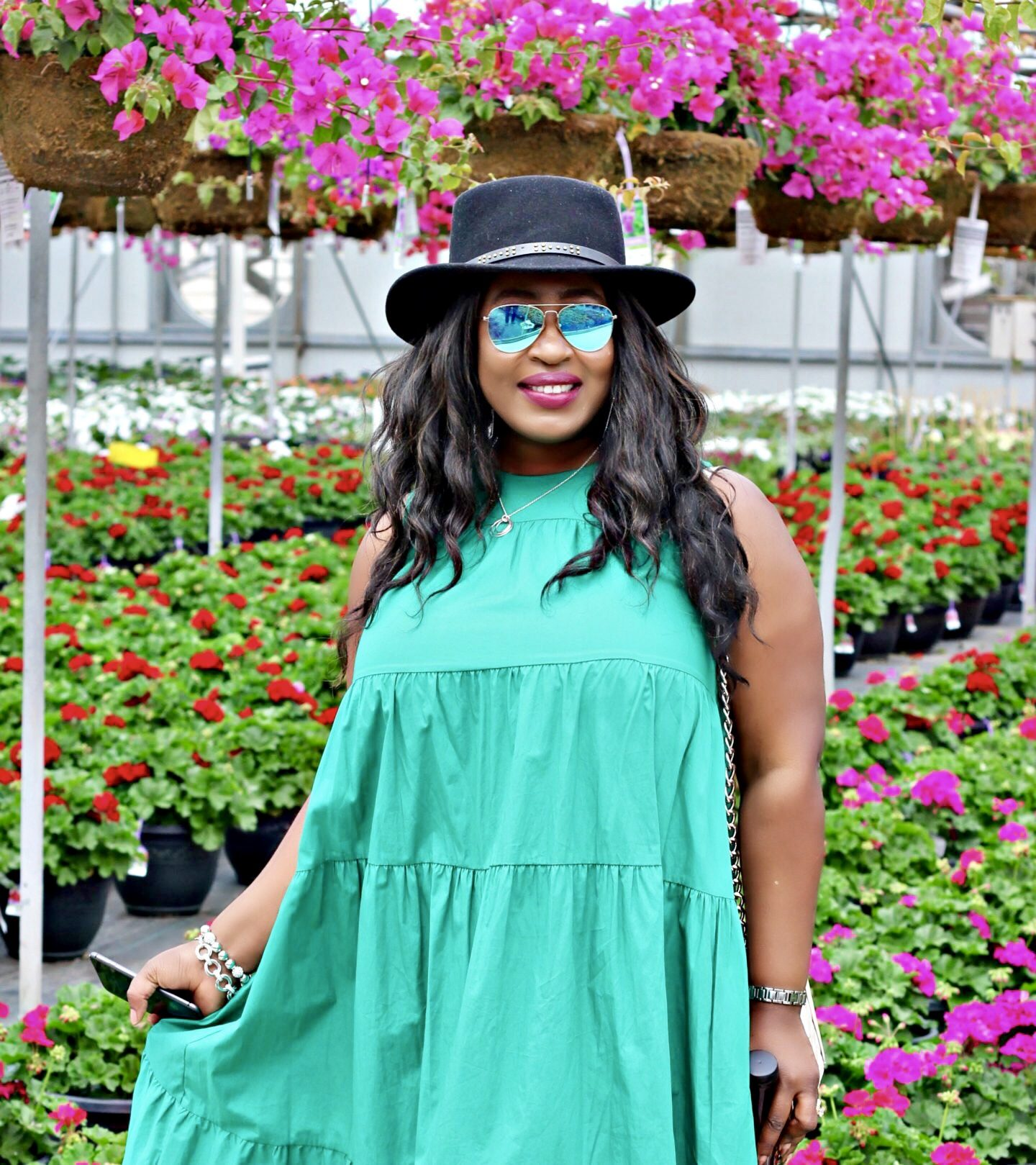 Beautiful-green-maxi-dress