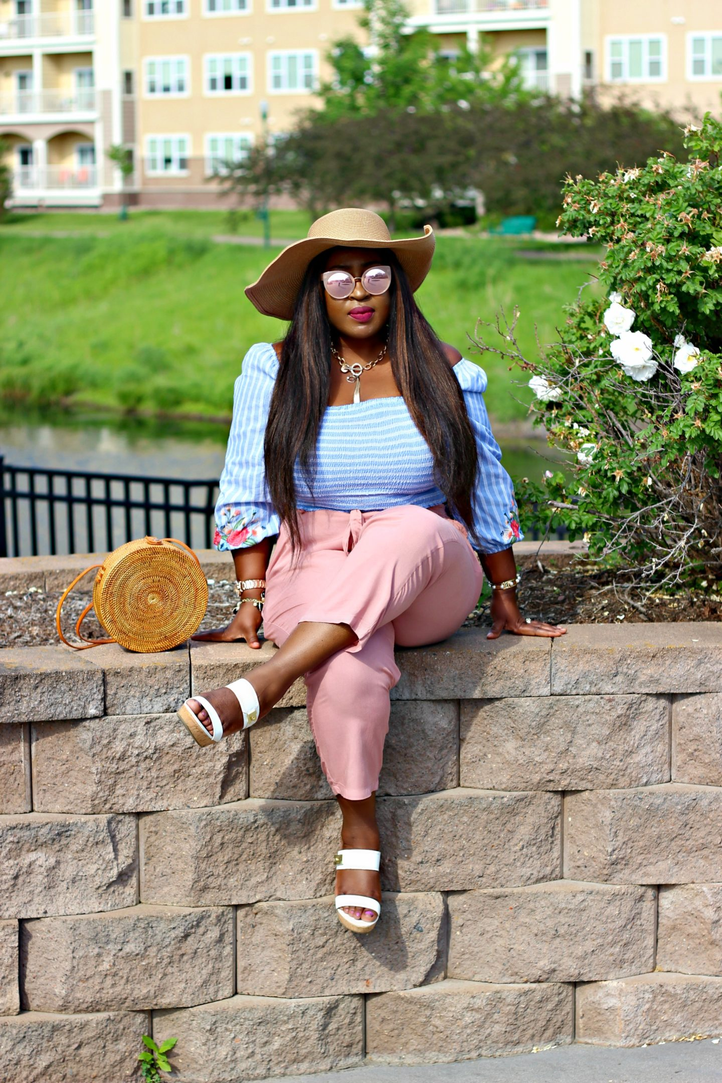 Boho-chic-summer-style-crop-top
