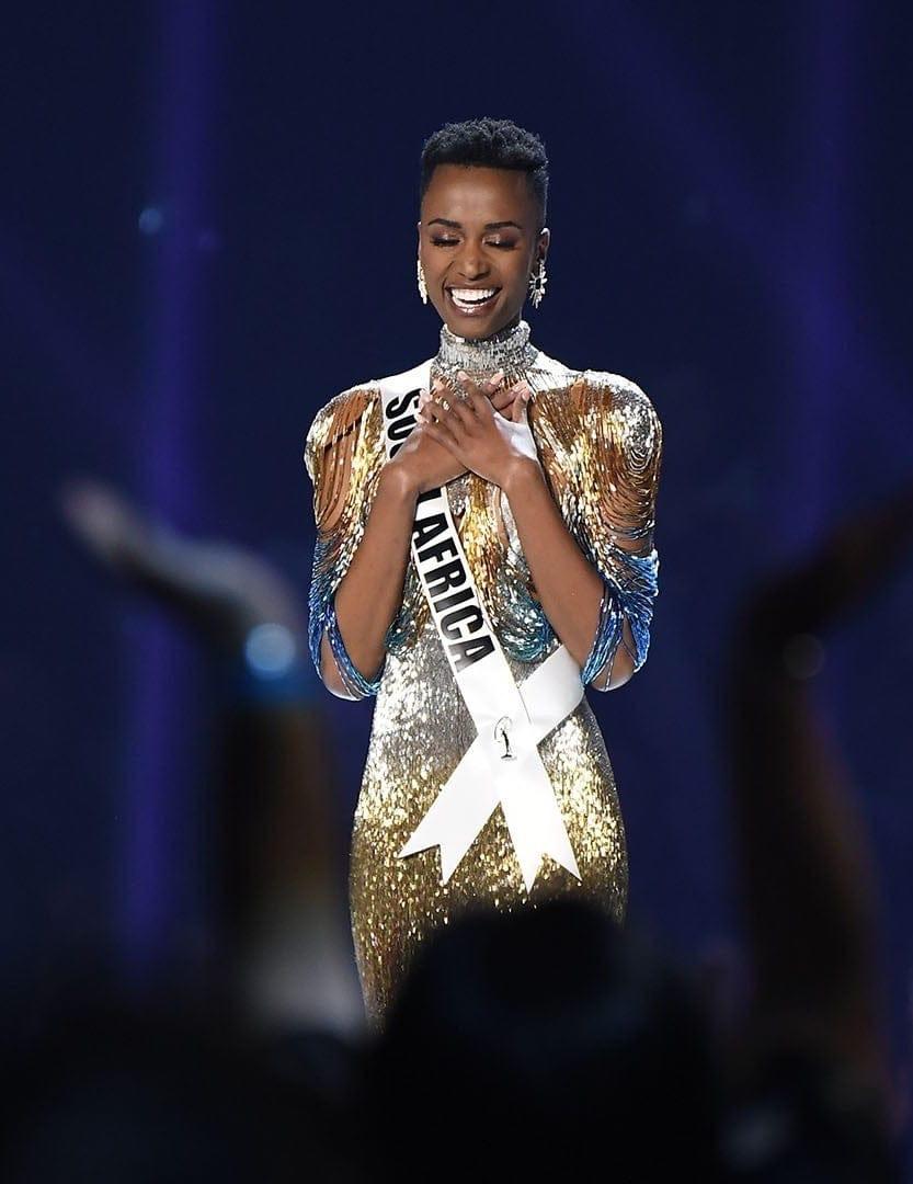 Miss Universe 2019   Embrace Your True Genuine Beauty