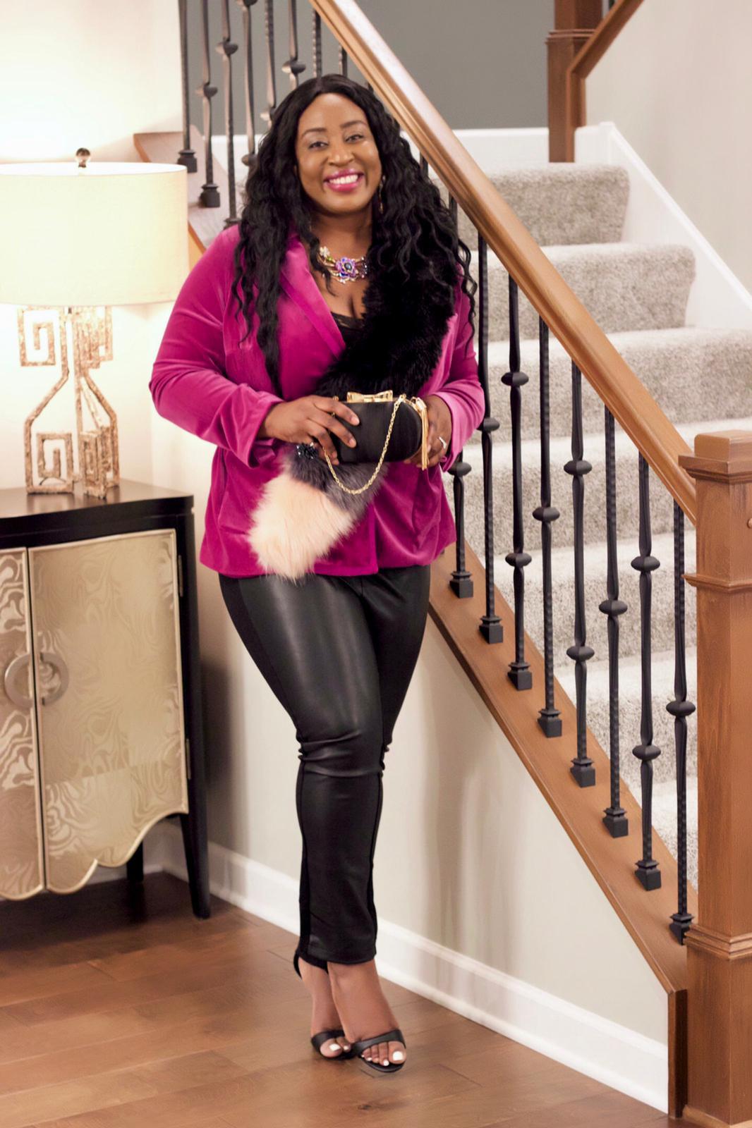 leather-pants-velvet-blazer-style