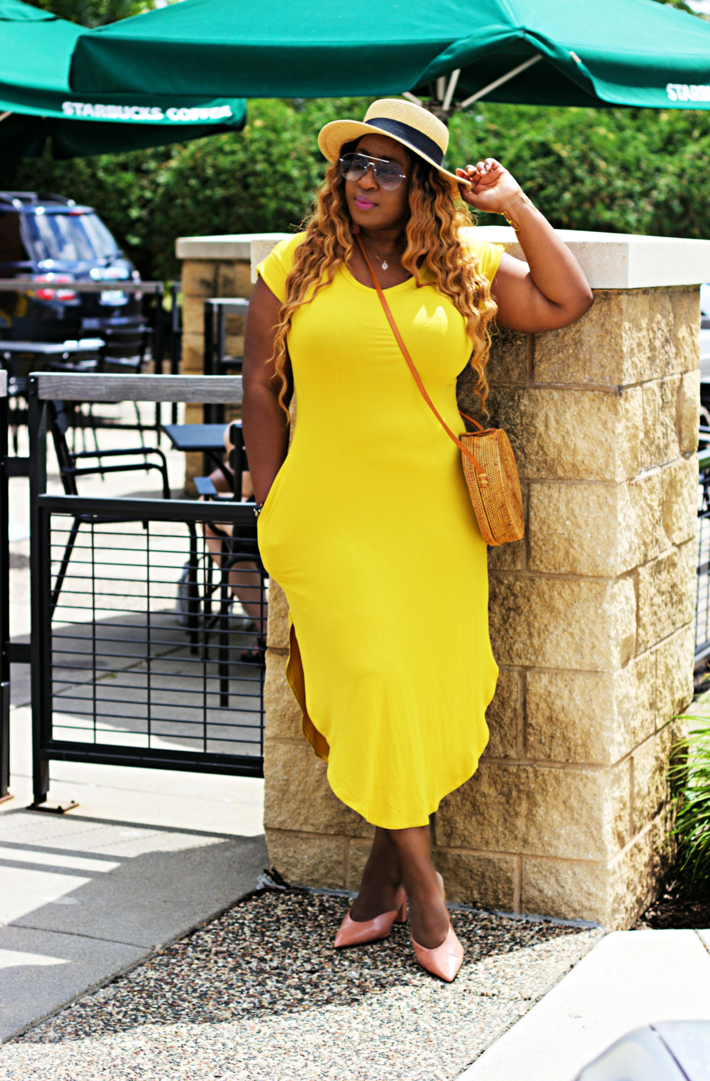 beautiful-yellow-summer-dress-fashion-blog