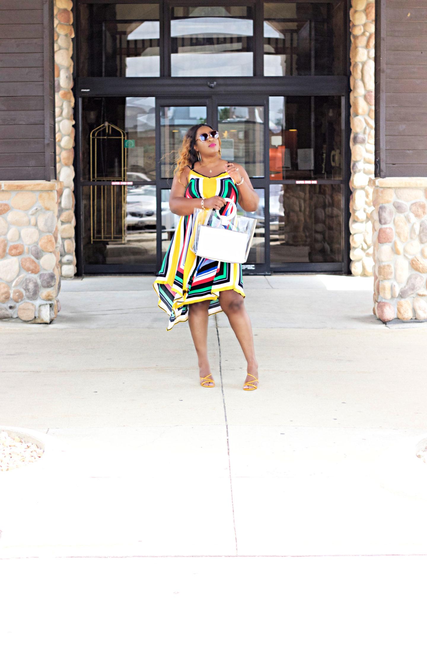 striped-multicolor-summer-dress