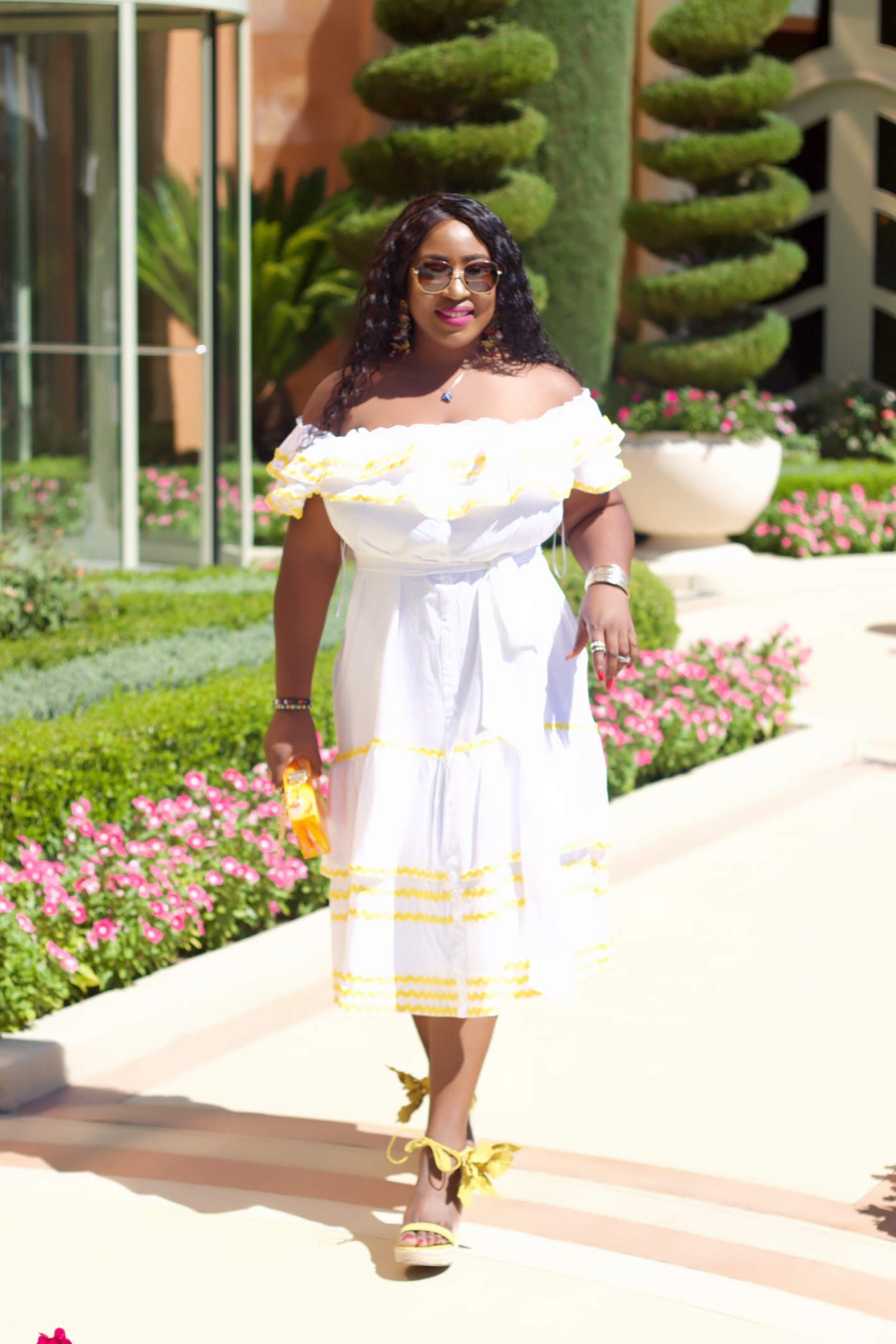white-off-the-shoulder-dress-fashionista-lifestyle-blog