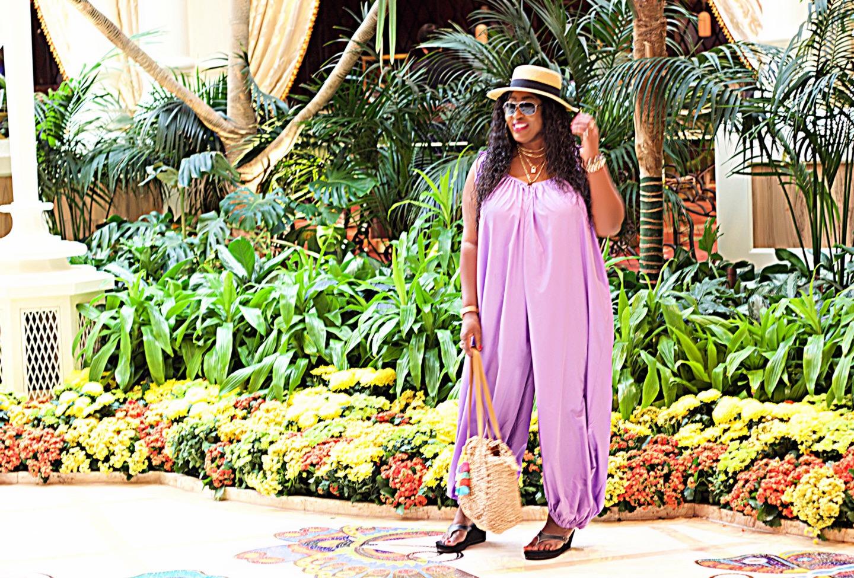 Beautiful-purple-jumpsuit-fall-stylle