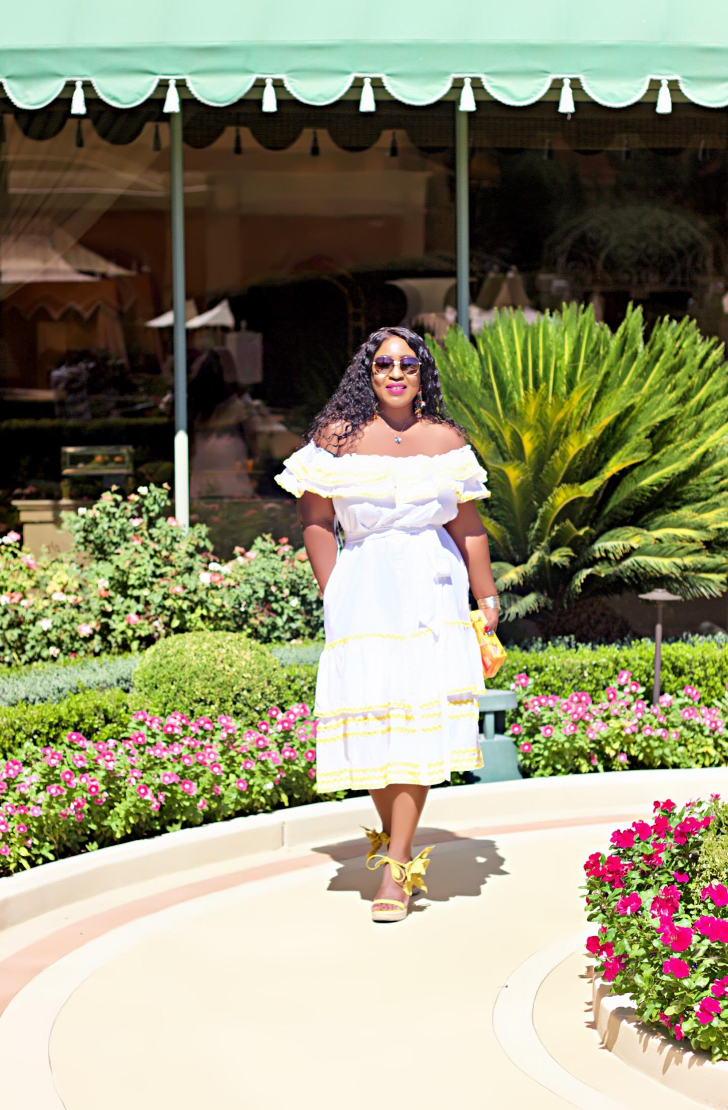 white-ruffle-off-the-shoulder-dress-fashion-style