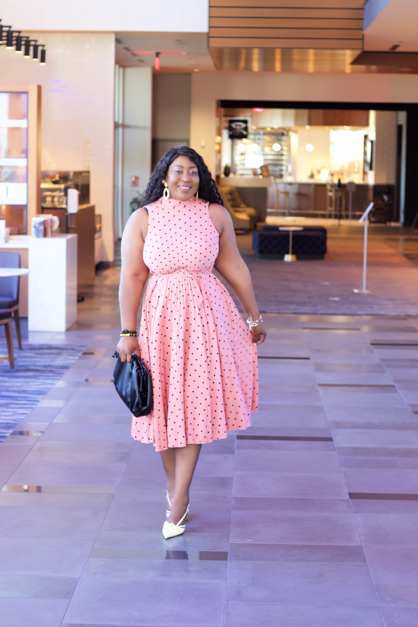 polka-dot-pleated-midi-dress