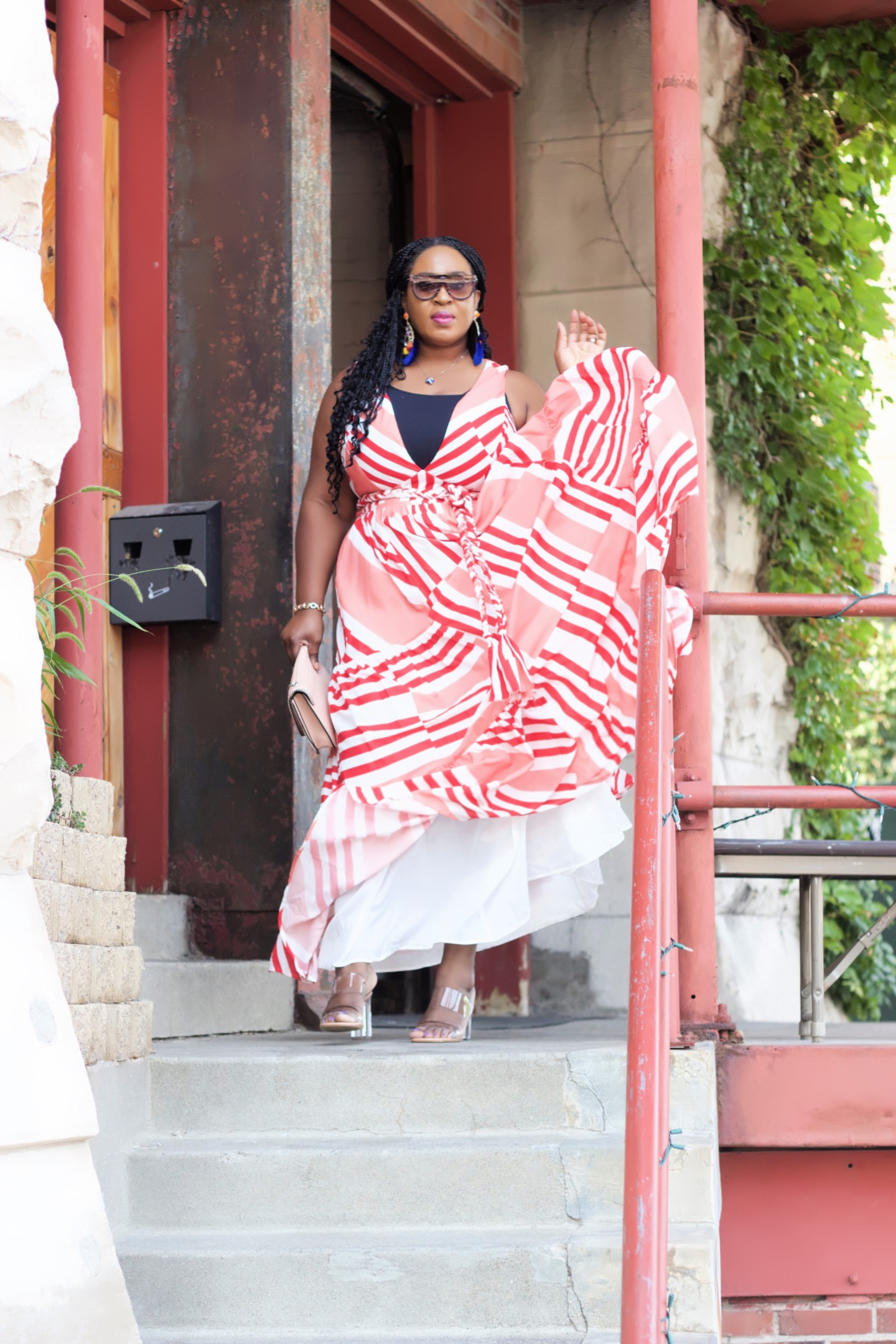 red-white-summer-fall-maxi-dress-hypnoz-glam