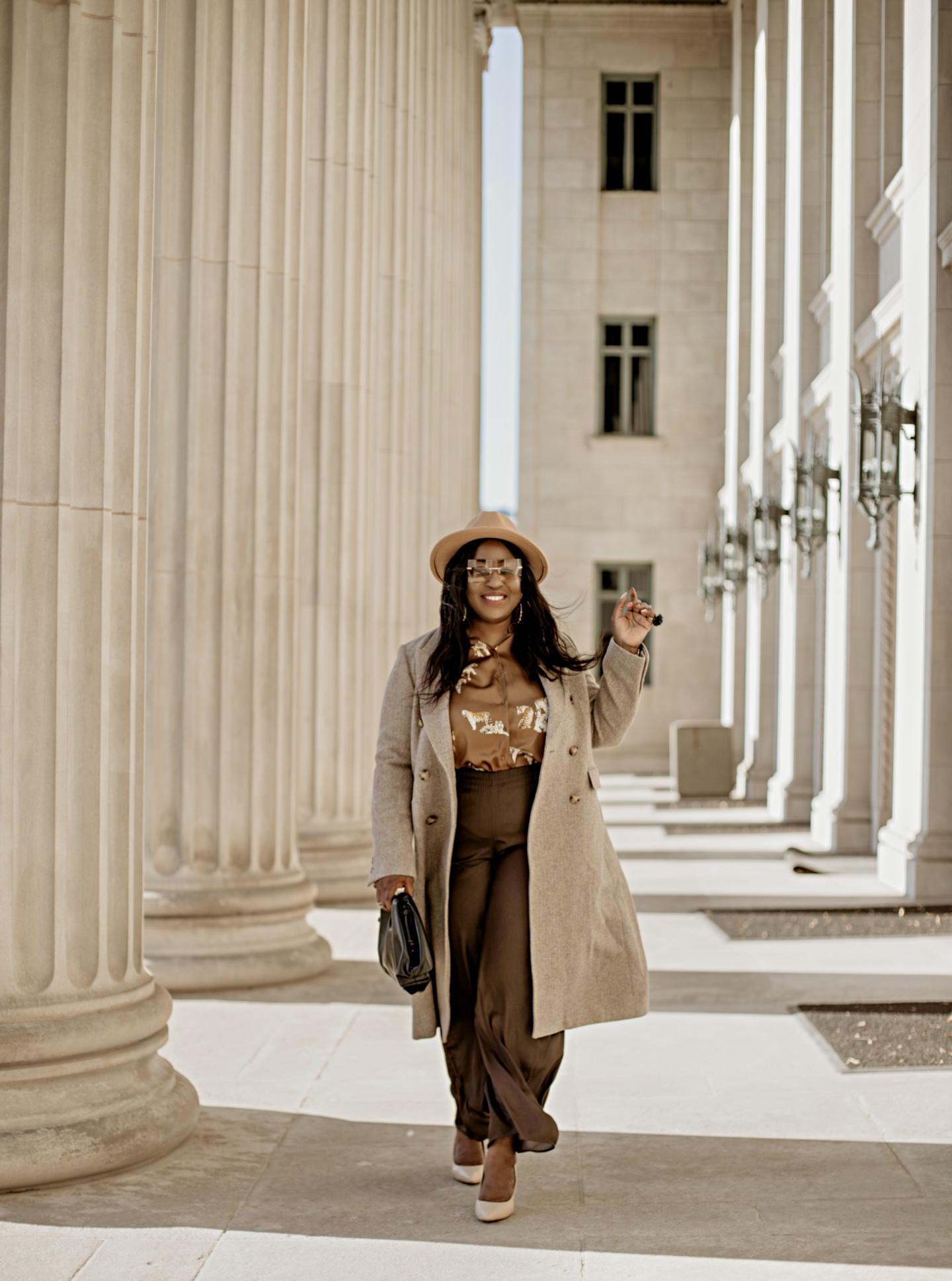 beautiful-brown-tan-work-outfit