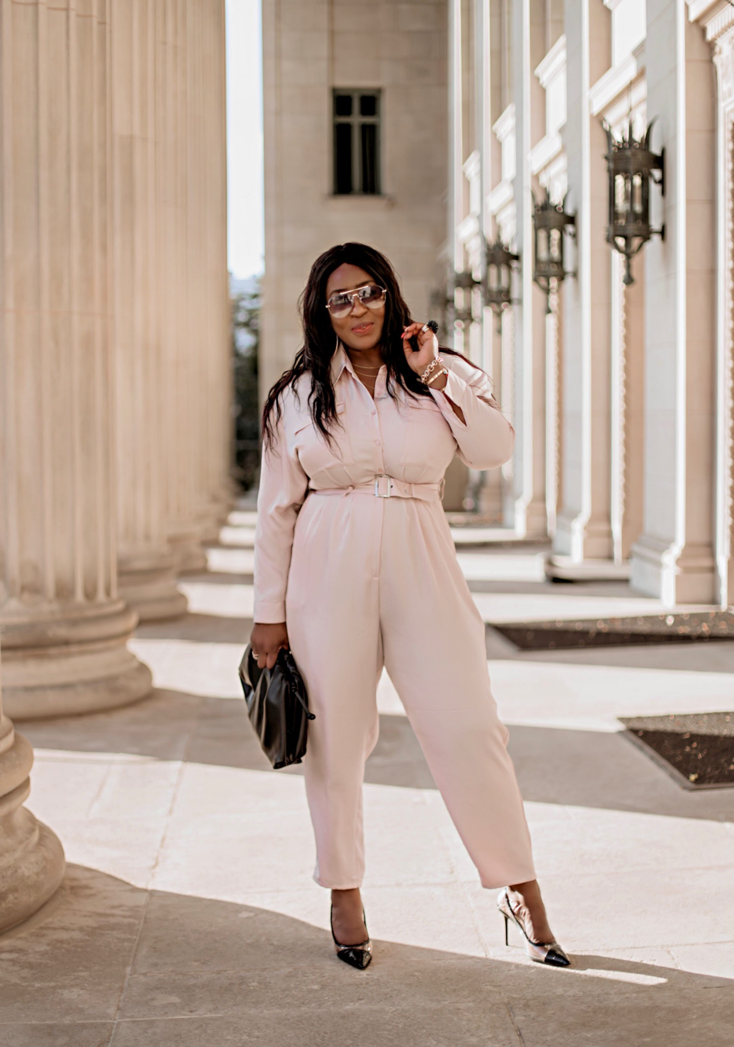 Keeping it Classy | Express Style Utility Jumpsuit