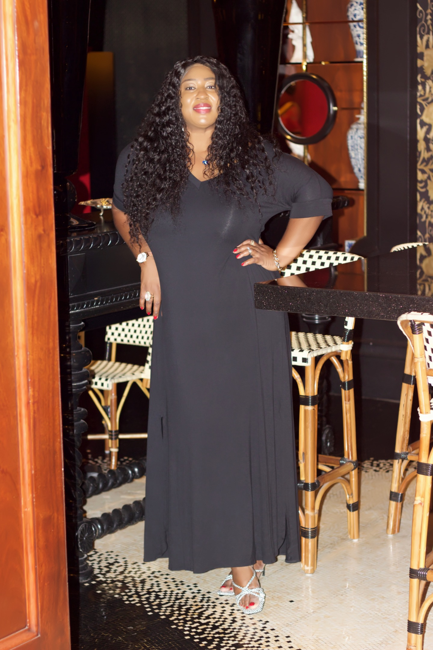 Christmas-black-maxi-dress-hypnozglam