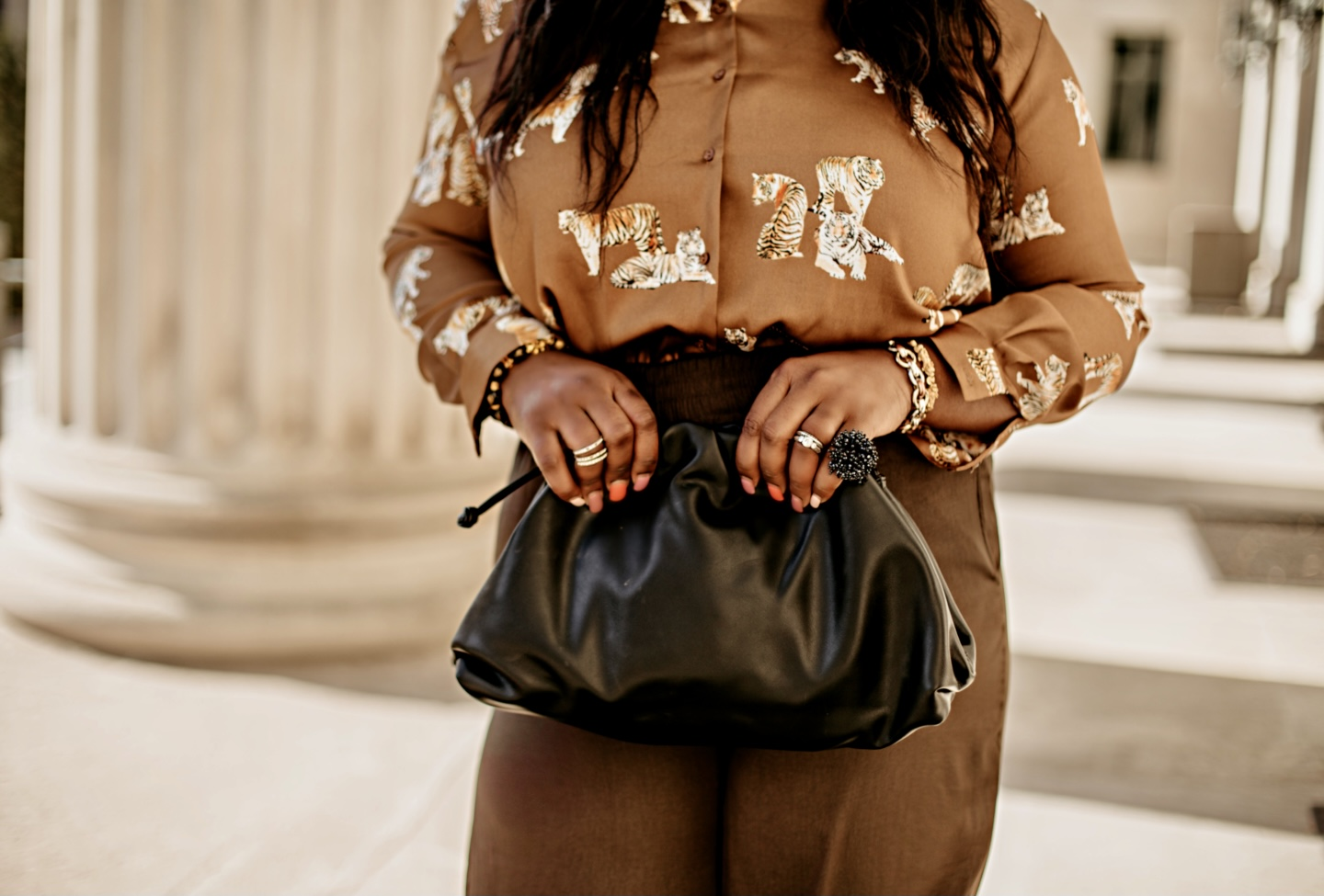 beautiful-brown-tan-work-outfit