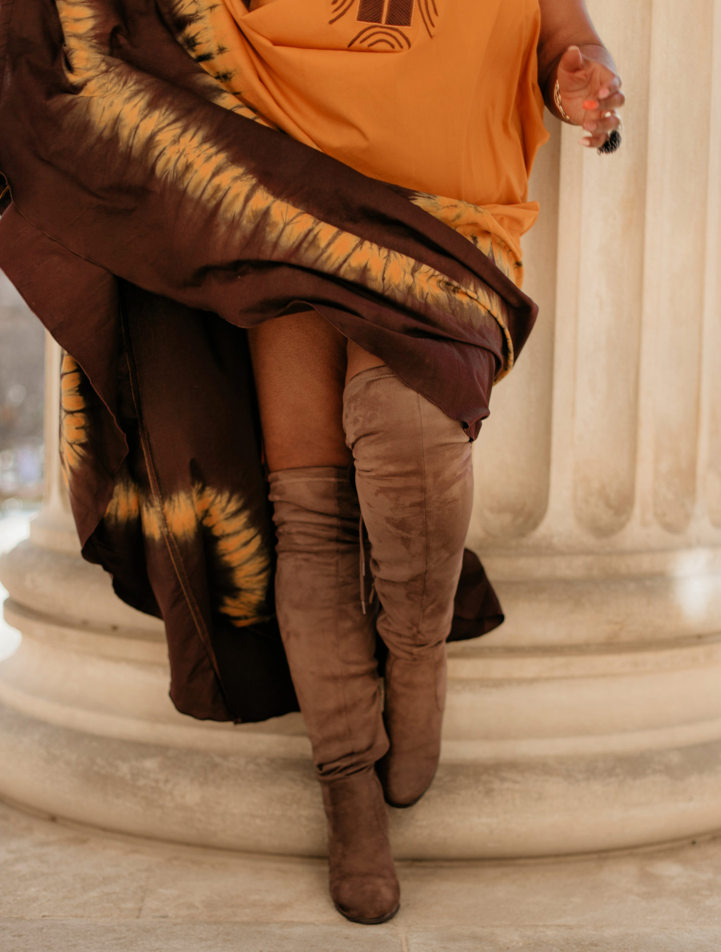 fall-brown-high-knee-boots-brown-maxi