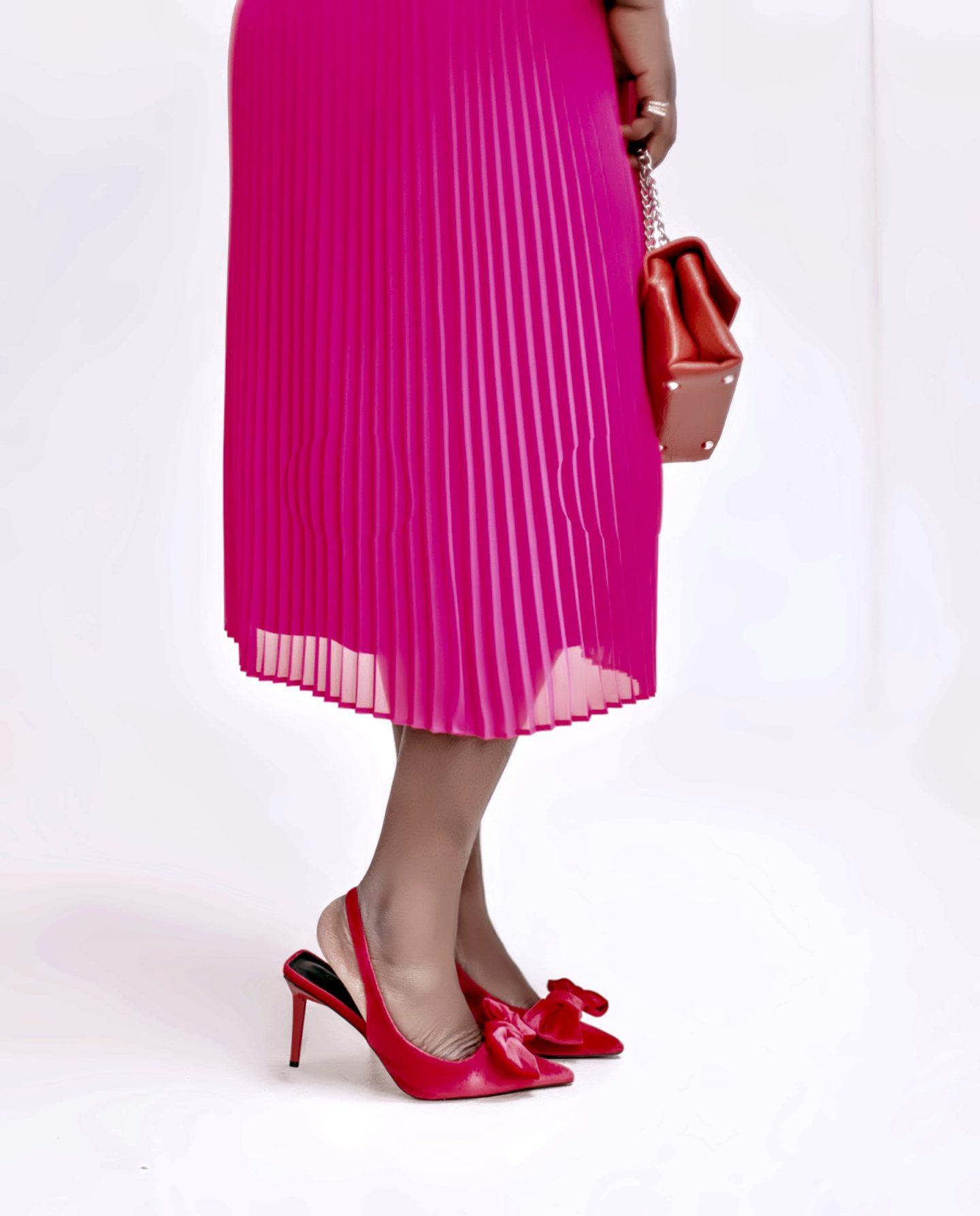 beautiful-colorblock-slip-dress-target