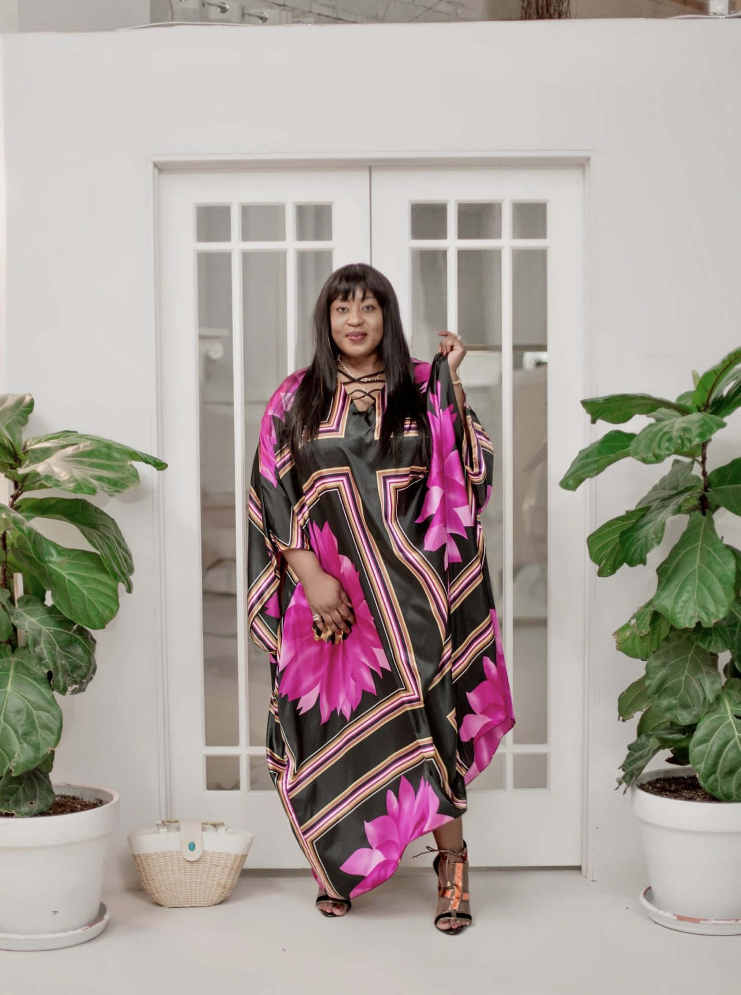 beautiful-pink-prints-caftan-maxi-dress-hypnozglam